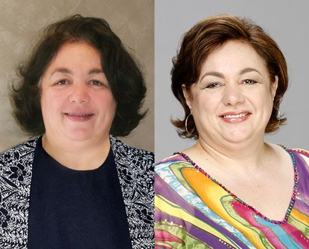 """""""My makeover produced a new person which was someone never knew existed."""" ~ Jacinta  View the before and after here: http://chataromano.com/makeover/jacinta-47-health-therapist/  #style #beauty #makeover"""