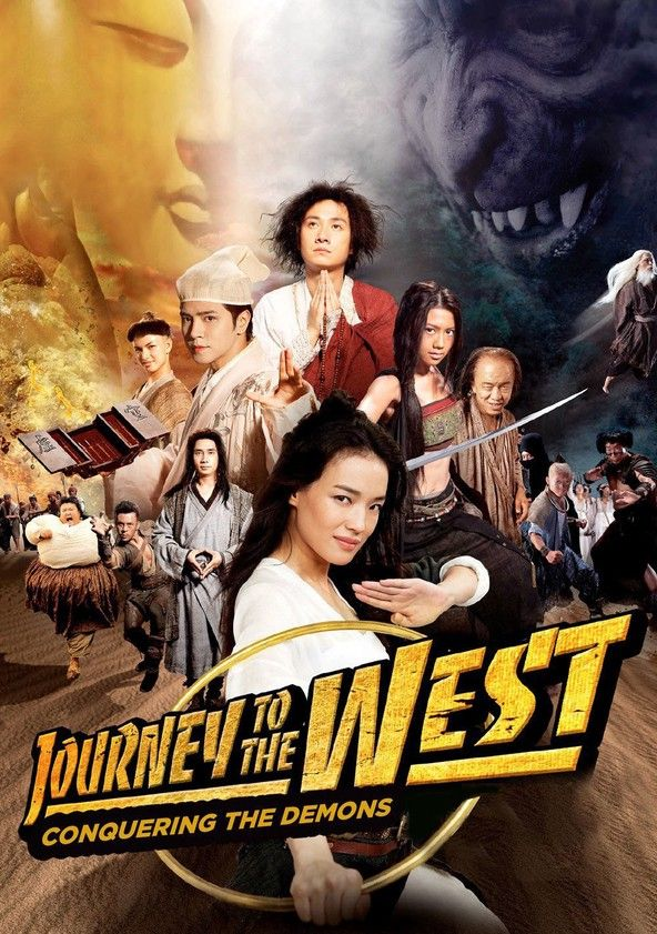 Journey To The West Conquering The Demons Poster Journey To The West Full Movies Online Free Free Movies Online