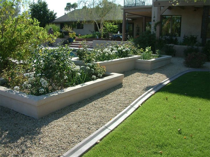 95 best images about backyard re design on pinterest for Concrete block stucco