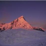 Guy Cotter  Mt Aspiring-Tititea, 3033m, the 'Matterhorn of the South'  27, December 2002