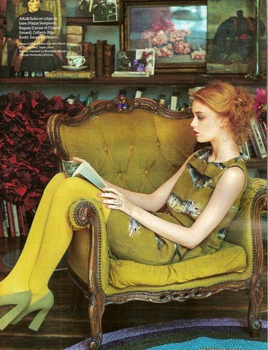 Qui a peur de Virginia Woolf ? - des tissus,de la laine,des livres et du blabla
