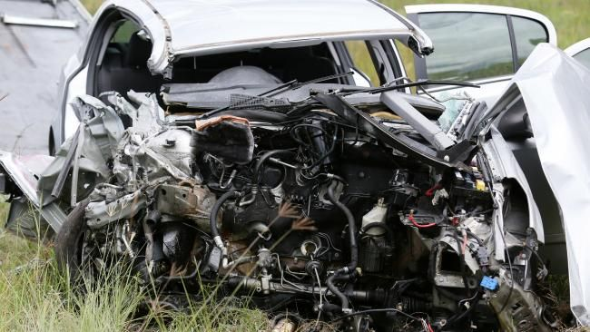 Victims of Hume Highwayhorror   Daily Telegraph