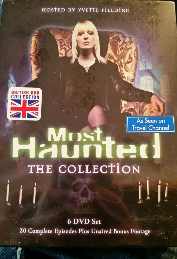 Most Haunted - The Collection 6 DVD Set NEW OOP Sealed Free Shipping
