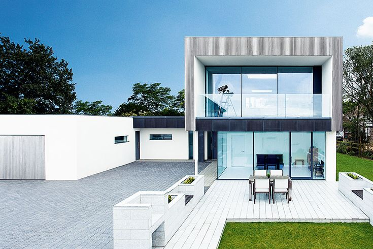 62 best eco homes images on pinterest eco homes amazing for Contemporary self build homes