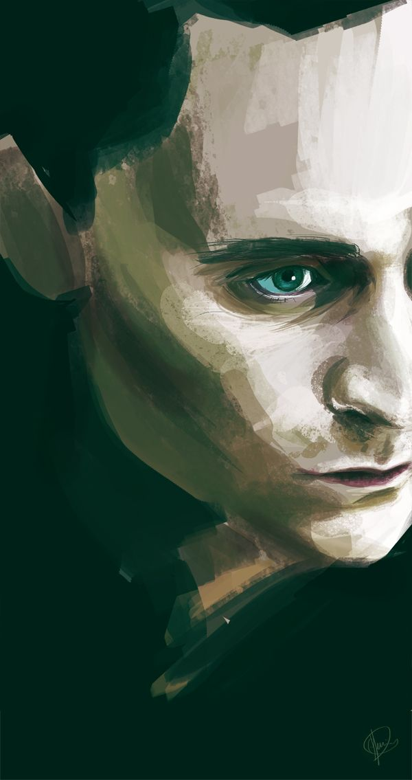 "Tom Hiddleston ""LokI"" Fan art From http://hashtag-genius.tumblr.com/tagged/loki"