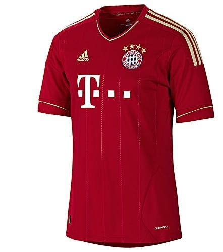 Bayern Munich Jersey 2013 by Adidas available at North America Sports the  Soccer Shop. Visit