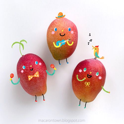 Sweet Life: Mango Friends