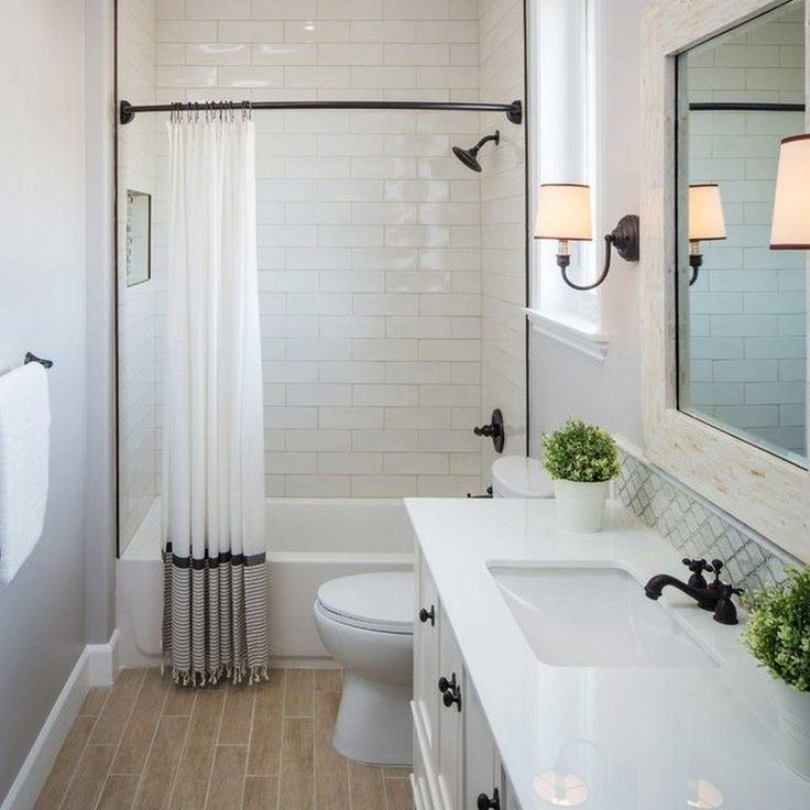 Small Bathroom Tub And Shower Combo: Best 25+ Wood Tile Bathrooms Ideas On Pinterest