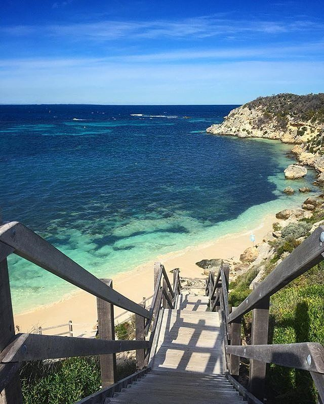 Sshhh, please don't wake us - we're daydreaming about soaking up the sunshine in @rottnestislandwa☀️This lovely island off the coast of @experienceperth is spectacular in summer, but the good news is that it's got a Mediterranean-style climate, so 'Rotto' winters are generally warmer than the mainland, with less rainfall. The water's slightly warmer too, ranging from an average of 23°C in summer to 19°C in winter. Sounds tolerable, right? Photo: @d.khoo