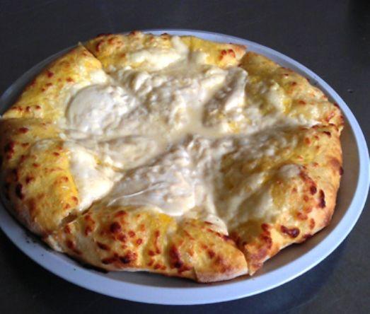 Хачапури по-мегрельски (в духовке) с сыром