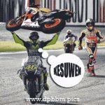 DP BBM Meme Lucu Valentino Rossi Vs Marc Marquez MotoGP 2015