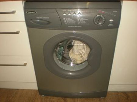 Hotpoint Aquarius Washing Machine Extra Manual Silly