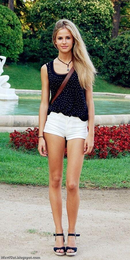 25+ Best Ideas about Girl Next Door on Pinterest | High waisted shorts Denim shorts and Hot girls