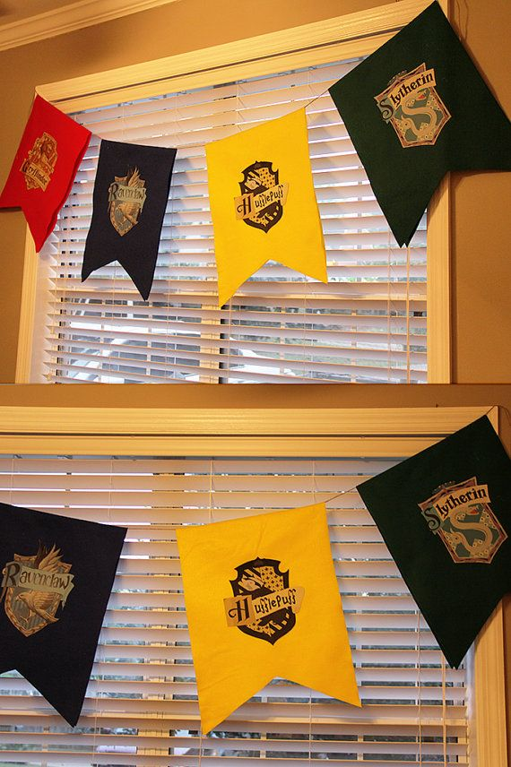 Harry+Potter+Party+Decor+Package+by+ChevvyandRons+on+Etsy,+$75.00