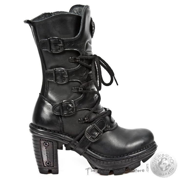 Botas para mujer Negro M 8 US Trail qrEw5Pq
