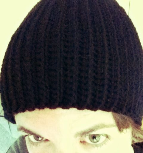 Quick and easy to make #crochet #hat #instructions. Check www.facebook.com/groups/CreativeCrochetCommunity