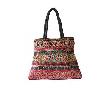 Bold and Beautiful Cotton Bag