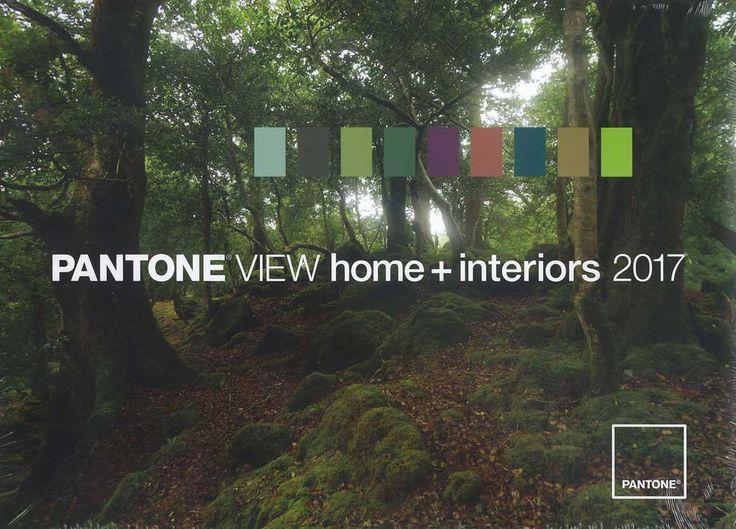 Pantone View Home + Interiors 17 - Tendenser & Farver - Interiør