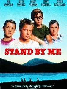 80's movies Stand By Me. Ten 80's movies to watch with your kids