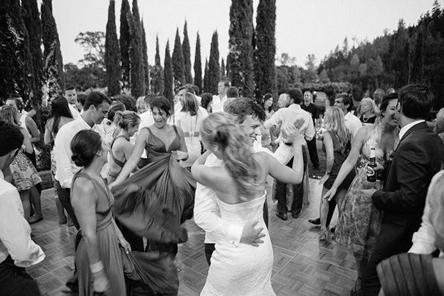 Bold Mediterranean Inspired Wedding at Black Swan Lake Snippet & Ink
