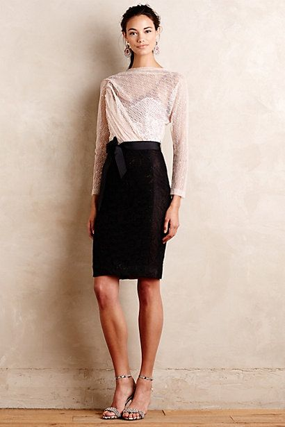 Gorgeous A must for the collection!! Alarie Dress #anthropologie