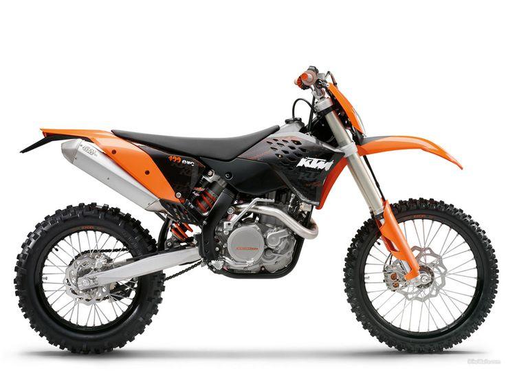 KTM 400 EXC_2009