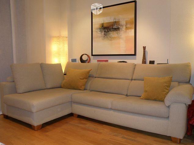 Foto de sof rinconera con chaise longue de 4 plazas - Sofas de rinconera ...