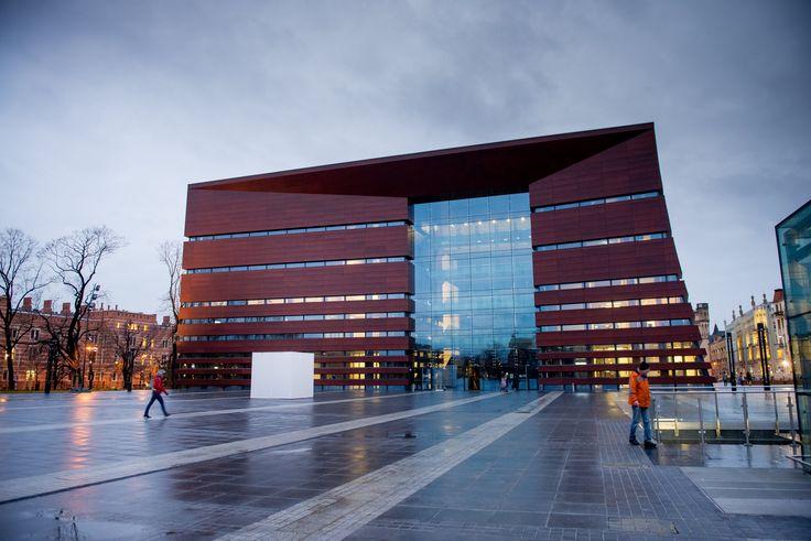 Architektura Wrocław 02.12.2015