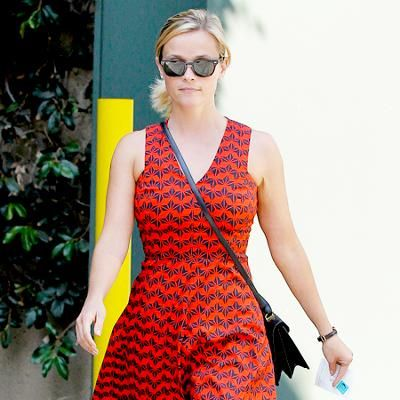 Hot: Street Style File: Reese Witherspoon