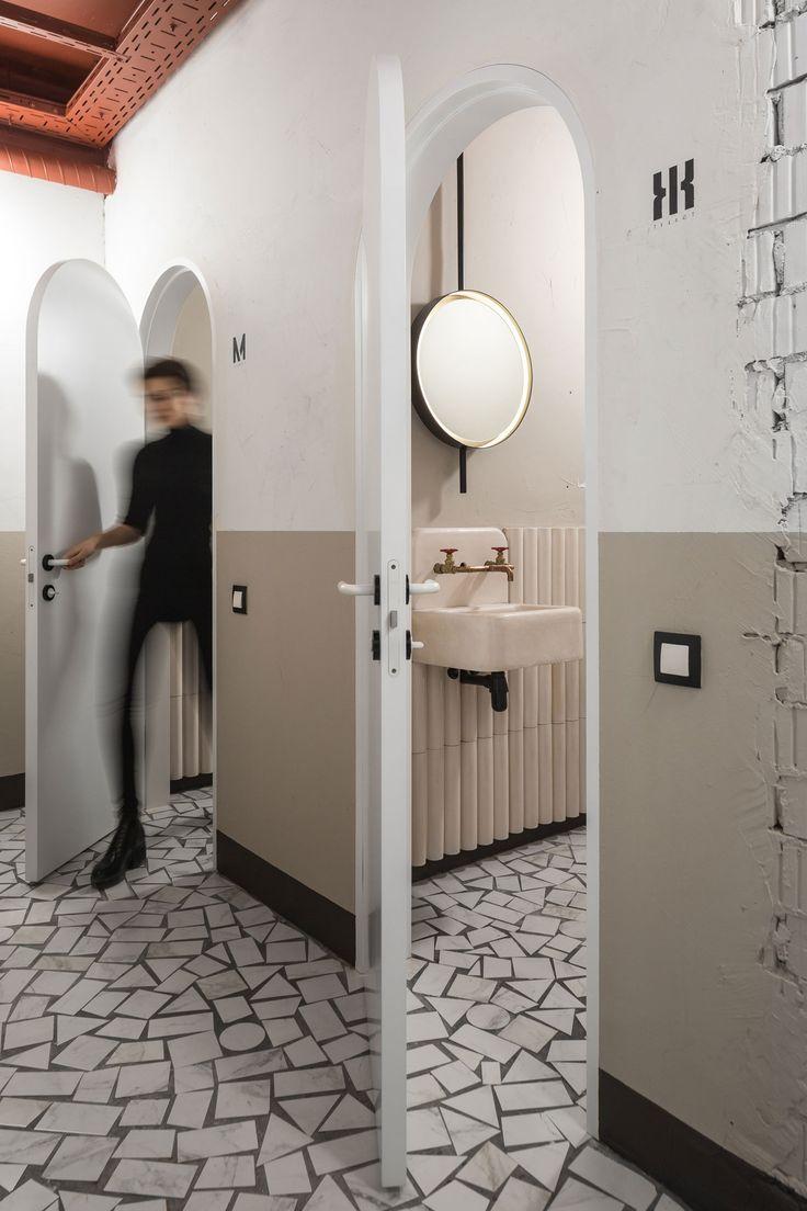 más de 25 ideas increíbles sobre baños publicos en pinterest
