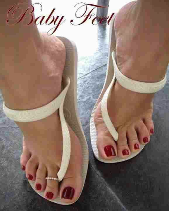 86 Best Sexy Red  Black Toes Images On Pinterest  Female