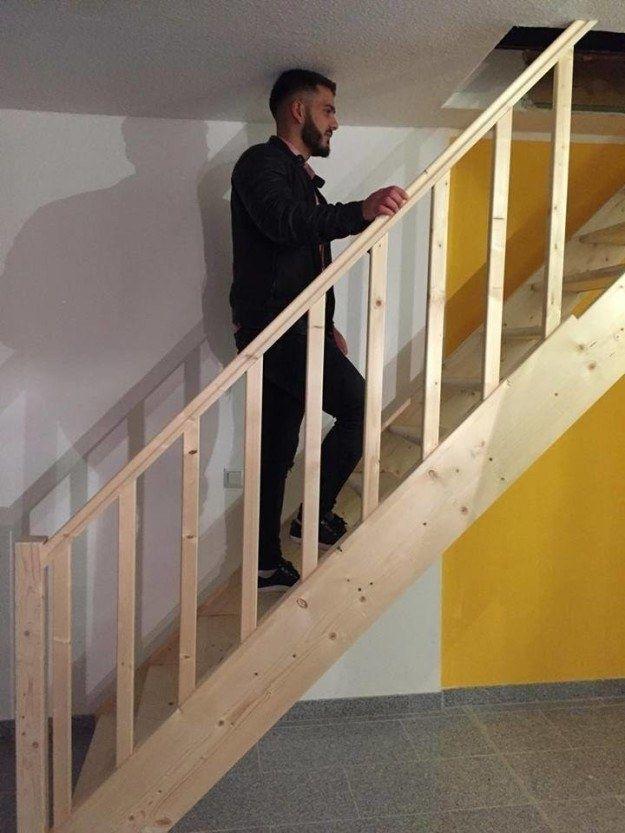 Und diesen Treppenaufgang. | 23 Handwerker-Fails, über die du 2016 einfach lachen musstest