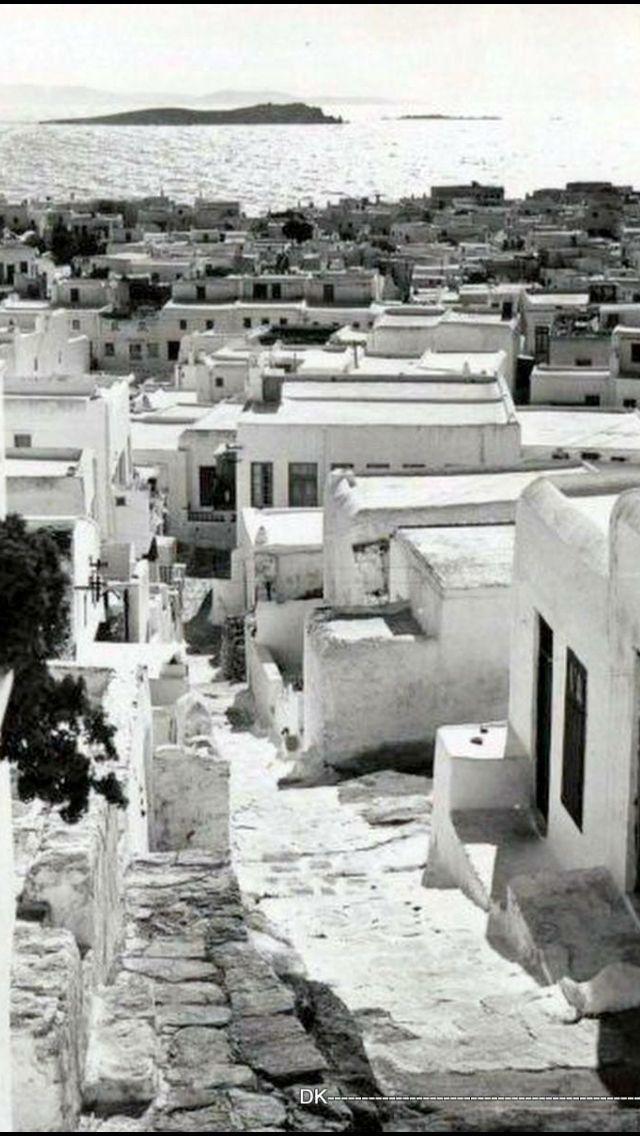 #Old #Mykonos .