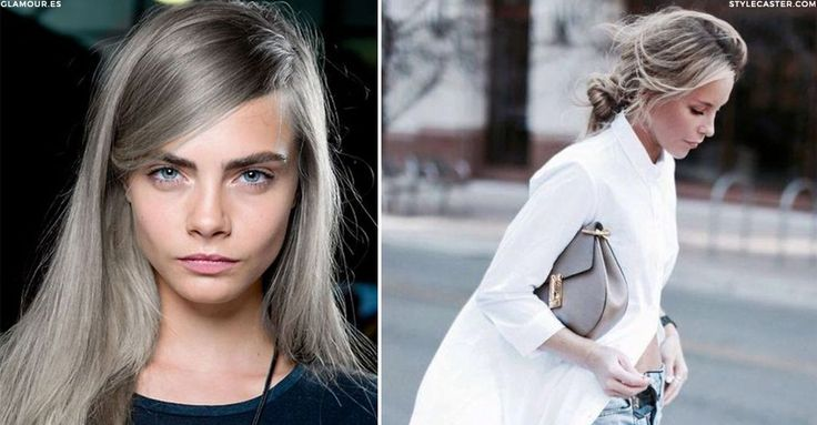 Grey hair might well be something you associate with ageing but thanks to Vogue editors, A-listers and even catwalk models embracing their silver strands, there's now a lot less reason to fear going grey.