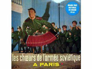 Choeurs de L'armee Rouge: Le disque tant ecouté.