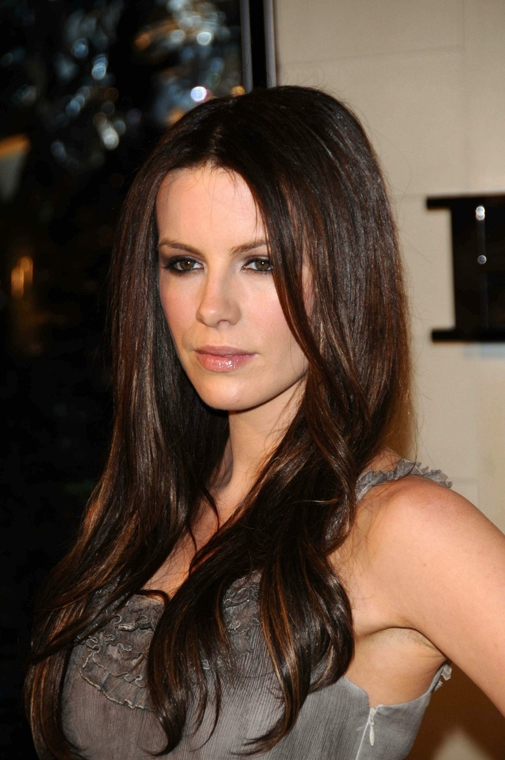 ...or could definitely see Kate Beckinsale as Selina Kyle