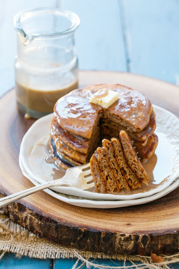gothic style rings On a crisp autumn morning nothing is more satisfying than these Sweet Potato Pancakes with Cinnamon Cream Syrup