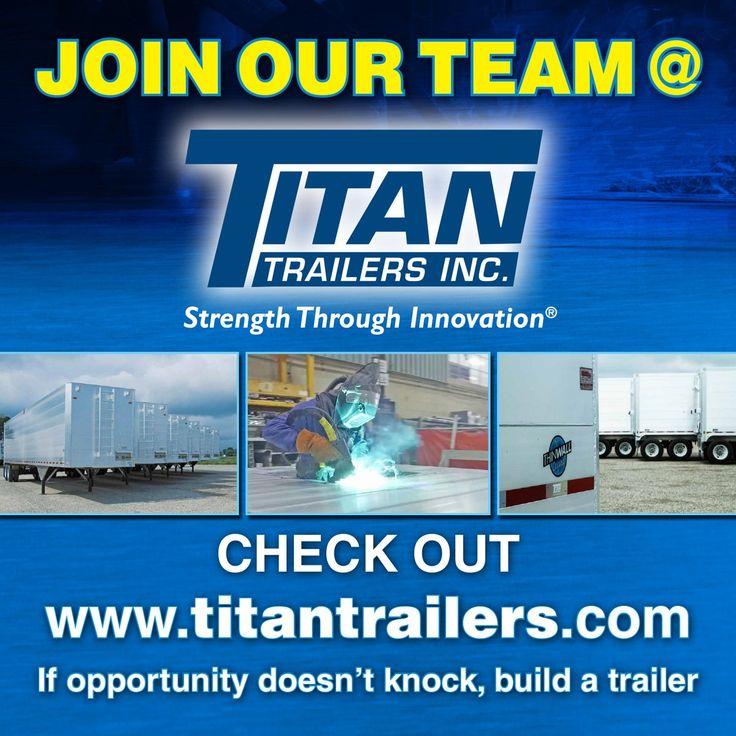 Titan Trailers Inc. (@Titanthinwall) | Twitter