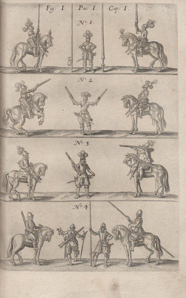 Johan Jacobi Wallhausen. Книга по военному искусству, 1616 г.: philologist