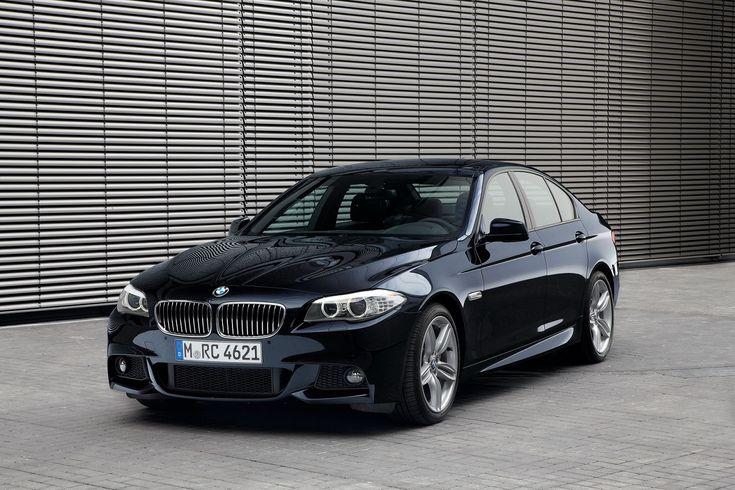 2012 BMW 550i