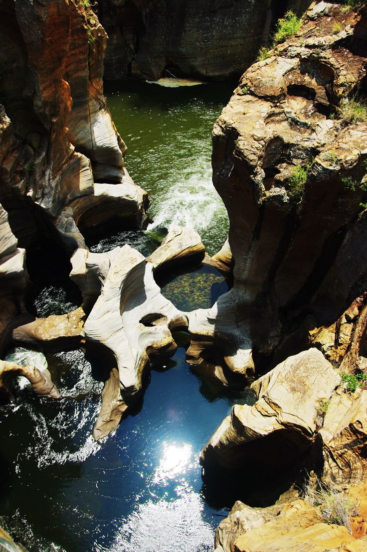 The canyons of South Africa #travel afbraggins.com/vacations