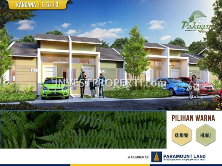 Rumah Pakuan Village Tipe L5 #pakuanvillageparamount
