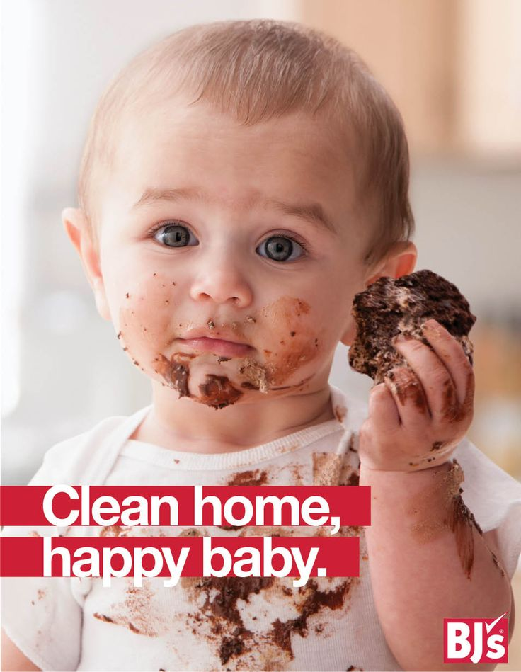 Baby Cleaning Hacks: New parent tips, tricks and cleaning products to fight clutter and keep a germ free home for baby. http://stocked.bjs.com/family/clean-home-happy-baby