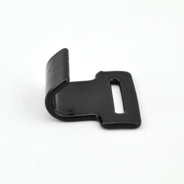 Flat Vinyl Gutter Hook 2 Sizes Ancra Hooks Rings And Fittings Are Made To Last With Heat Treating And Corrosion Resistant Vinyl Vinyl Gutter Vinyl Gutter
