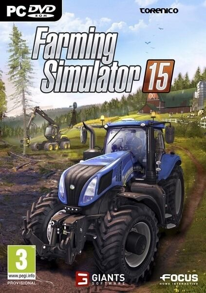 Farming Simulator 15 PC [Español/Multi]