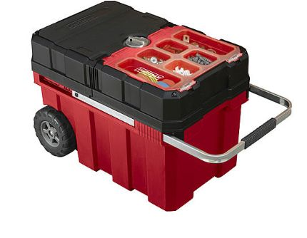 Sears Craftsman 18 Gallon Mobile Tool Chest with Parts Storage on Sale for $49.99; Save $30.00 #LavaHot http://www.lavahotdeals.com/us/cheap/sears-craftsman-18-gallon-mobile-tool-chest-parts/125062