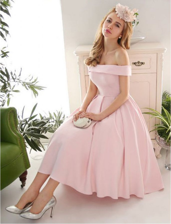 Audrey Hepburn Inspired 1950s Vintage Dress