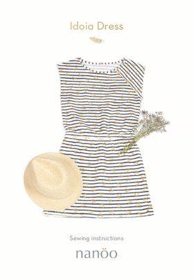 Schnittmuster Nanöo Idoia Dress neue @lillyparis.ch