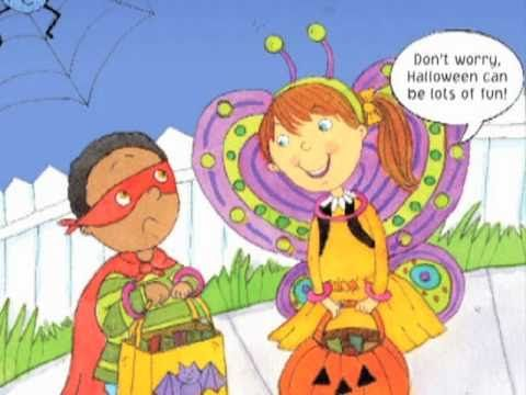 "Halloween Safety Tips from Joy Berry's ""Taking The Scary Out of Halloween"""