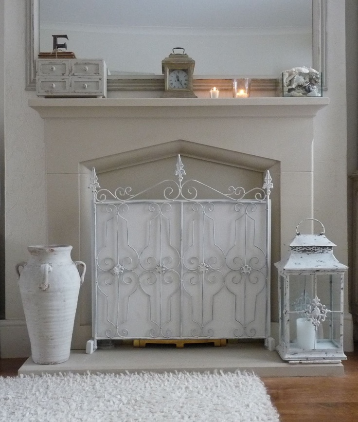 30 best Summer screens for fire places images on Pinterest ...